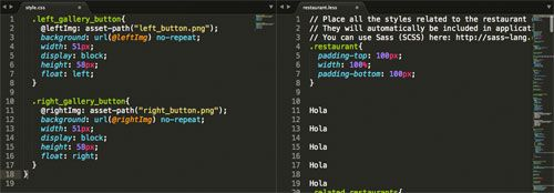 Multi-Layout Sublime Text 2